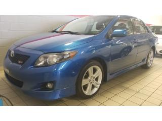 Used 2010 Toyota Corolla Xrs Toit/mag for sale in Terrebonne, QC