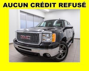 Used 2010 GMC Sierra 1500 SLE 4X4 V8 5.3L MAGS 18 PO. *GR. REMORQUAGE* for sale in St-Jérôme, QC