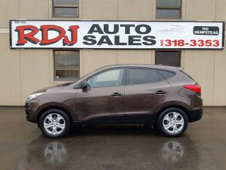 Used 2015 Hyundai Tucson GL 1 OWNER,ACCIDENT FREE for sale in Hamilton, ON