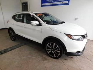Used 2019 Nissan Qashqai SL AWD LEATHER NAVI SUNROOF for sale in Listowel, ON