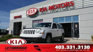 Used 2012 Jeep Patriot Sport/North for sale in Lethbridge, AB