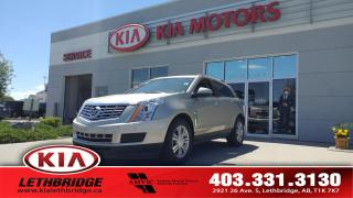 Used 2016 Cadillac SRX Luxury Collection for sale in Lethbridge, AB