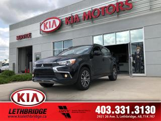 Used 2017 Mitsubishi RVR Black Edition for sale in Lethbridge, AB