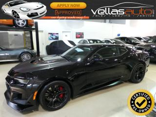 Used 2019 Chevrolet Camaro ZL1 1LE| TRACK PKG| 650HP| 6SPD for sale in Vaughan, ON