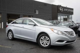 Used 2011 Hyundai Sonata GL for sale in St-Hyacinthe, QC