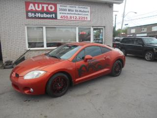 Used 2007 Mitsubishi Eclipse for sale in St-Hubert, QC