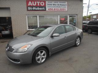 Used 2007 Nissan Altima 3.5S for sale in St-Hubert, QC