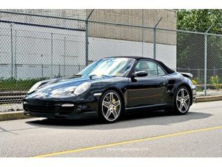 Used 2008 Porsche 911 TURBO for sale in Vancouver, BC
