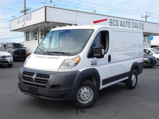 Used 2017 RAM ProMaster City Double Passenger, Low Kms, Radar Assist for sale in Vancouver, BC