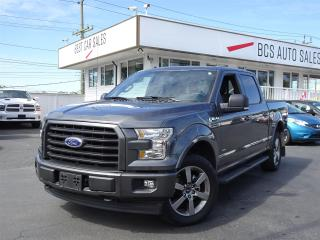 Used 2017 Ford F-150 EcoBoost, Navigation, Sunroof, Trailer Assist for sale in Vancouver, BC