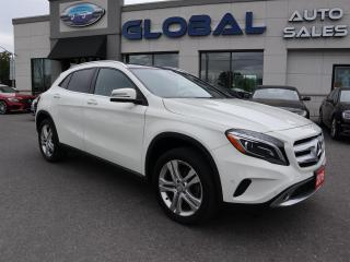 Used 2015 Mercedes-Benz GLA 250 4MATIC PREMIUM NAVIGATION POWER TAILGATE. for sale in Ottawa, ON