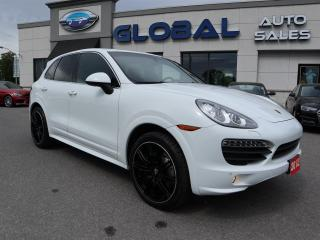 Used 2012 Porsche Cayenne 4.8 L V8 400 HP SUV. for sale in Ottawa, ON