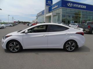 Used 2015 Hyundai Elantra Berline 4 portes, boîte automatique, GLS for sale in Joliette, QC