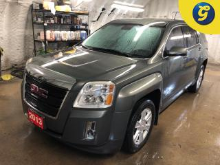 Used 2013 GMC Terrain SLE * Back up Camera * Hands Free Steering Wheel Control Phone Connect with Voice Recognition * Power Seat * OnStar * Trialer Hitch Reciever * Pioneer for sale in Cambridge, ON