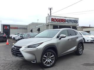 Used 2016 Lexus NX 200t AWD - NAVI - REVERSE CAM for sale in Oakville, ON