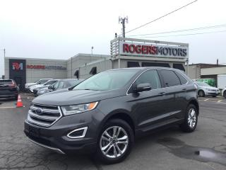 Used 2015 Ford Edge V6 SEL - NAVI - PANO ROOF - REVERSE CAM for sale in Oakville, ON