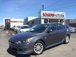 Used 2011 Mitsubishi Lancer - LEATHER - SUNROOF for sale in Oakville, ON