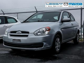 Used 2010 Hyundai Accent GL for sale in Burlington, ON