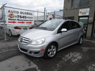Used 2010 Mercedes-Benz B-Class B 200 MAGS TOIT PANORAMIQUE CUIR for sale in Montréal, QC