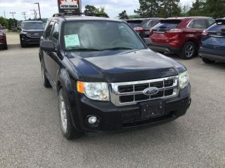 Used 2008 Ford Escape XLT | AS IS PRICE for sale in Harriston, ON