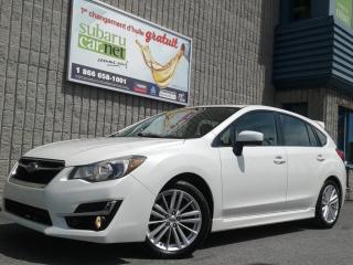 Used 2015 Subaru Impreza AWD for sale in Richelieu, QC