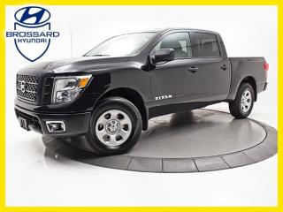 Used 2017 Nissan Titan Push Start for sale in Brossard, QC