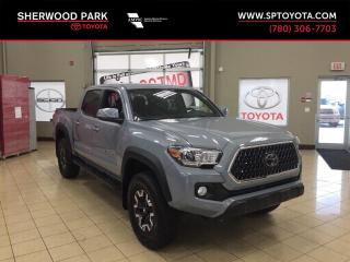 New 2019 Toyota Tacoma TRD OFF-ROAD for sale in Sherwood Park, AB