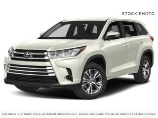 New 2019 Toyota Highlander LE for sale in Sherwood Park, AB
