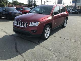 Used 2011 Jeep Compass North 4X4 AUTO for sale in Sherbrooke, QC