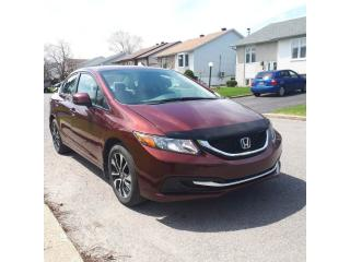 Used 2013 Honda Civic Ex T.équipé for sale in Brossard, QC