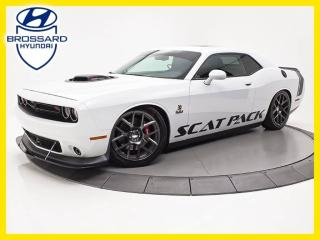 Used 2016 Dodge Challenger Scat Pack, Nav, Cam for sale in Brossard, QC
