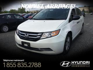 Used 2015 Honda Odyssey SE + 79 670 KM + 8 PASSAGERS + WOW !! for sale in Drummondville, QC