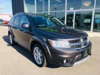 Used 2018 Dodge Journey GT, Sunroof, Navigation for sale in Ingersoll, ON