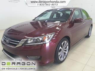 Used 2013 Honda Accord Sport+bas for sale in Cowansville, QC