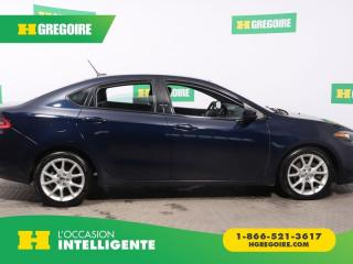 Used 2013 Dodge Dart RALLYE A/C MAGS for sale in St-Léonard, QC