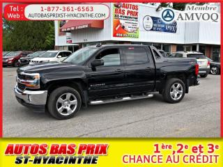 Used 2018 Chevrolet Silverado 1500 LT for sale in St-Hyacinthe, QC