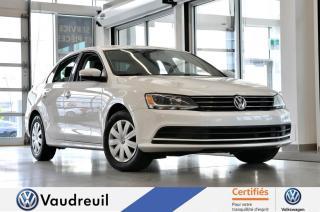 Used 2015 Volkswagen Jetta Trendline+ * A/C *** Réservé *** for sale in Vaudreuil-Dorion, QC