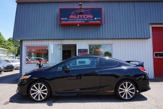 Used 2014 Honda Civic SI for sale in Lévis, QC