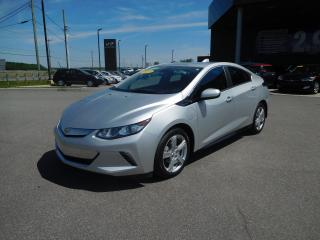 Used 2017 Chevrolet Volt LT, MAGS, A/C, CRUISE, SIEGES CHAUFFANTS for sale in Mirabel, QC