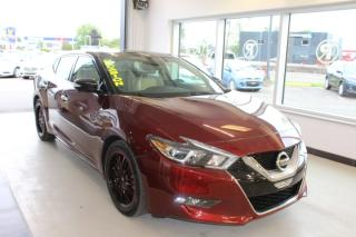 Used 2016 Nissan Maxima for sale in Lévis, QC