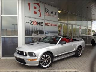 Used 2005 Ford Mustang GT Convertible for sale in Blainville, QC