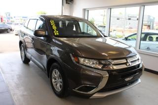 Used 2016 Mitsubishi Outlander ES AWC MAIN LIBRE AIR CLIMATISÉ for sale in Lévis, QC