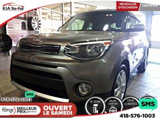 Used 2018 Kia Soul EX for sale in Québec, QC