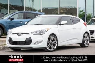 Used 2014 Hyundai Veloster Tech Navi Cuir Toit for sale in Lachine, QC