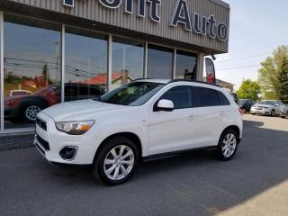 Used 2015 Mitsubishi RVR SE avec groupe Limited Edition 4 portes for sale in Alma, QC