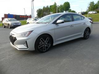 Used 2019 Hyundai Elantra Sport BM for sale in St-Georges, QC