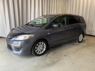 Used 2009 Mazda MAZDA5 Familiale 4 portes, boîte automatique, G for sale in Sherbrooke, QC
