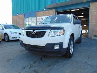 Used 2009 Mazda Tribute Traction intégrale, 4 cyl. en ligne, boî for sale in St-Eustache, QC