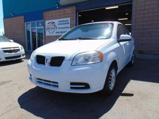 Used 2009 Pontiac G3 Berline 4 portes for sale in St-Eustache, QC