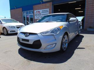 Used 2012 Hyundai Veloster Coupé à 3 portes, for sale in St-Eustache, QC